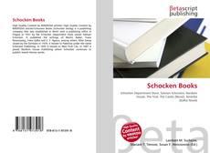 Copertina di Schocken Books