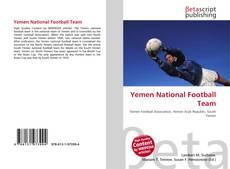 Portada del libro de Yemen National Football Team