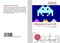 Buchcover von Adventures of Lara Croft