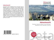 Bookcover of Adventwacht