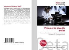 Buchcover von Pneumonia Severity Index