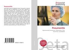 Bookcover of Pneumonitis