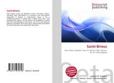 Bookcover of Saint-Brieuc