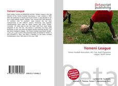 Обложка Yemeni League