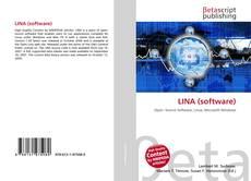 Portada del libro de LINA (software)