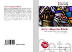 Bookcover of Archers (Egyptian Pítati)