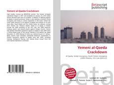 Copertina di Yemeni al-Qaeda Crackdown