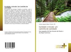 Capa do livro de Caridade e missão: um caminho de santidade