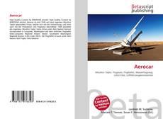 Bookcover of Aerocar