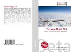 Bookcover of Yemenia Flight 626
