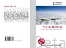 Yemenia Flight 626的封面
