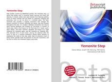 Borítókép a  Yemenite Step - hoz