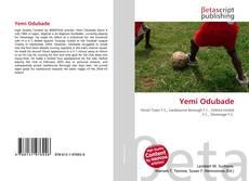 Buchcover von Yemi Odubade