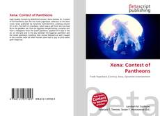 Bookcover of Xena: Contest of Pantheons