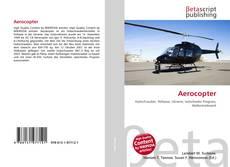 Capa do livro de Aerocopter