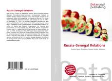 Bookcover of Russia–Senegal Relations