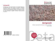 Couverture de Aenigmatit