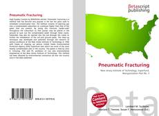 Bookcover of Pneumatic Fracturing