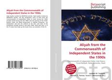 Copertina di Aliyah from the Commonwealth of Independent States in the 1990s