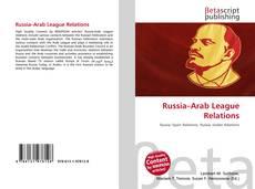 Borítókép a  Russia–Arab League Relations - hoz