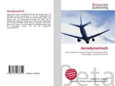 Buchcover von Aerodynamisch