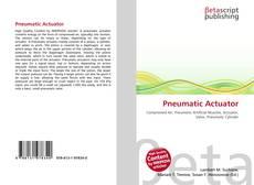 Bookcover of Pneumatic Actuator