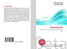 Capa do livro de Pneudraulics
