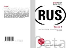 Bookcover of Russia 1