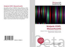 Buchcover von Walpole (CDP), Massachusetts