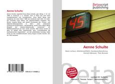 Aenne Schulte的封面