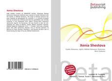 Bookcover of Xenia Shestova