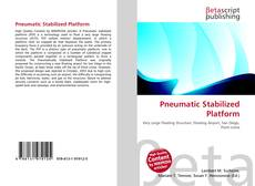 Capa do livro de Pneumatic Stabilized Platform