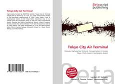 Bookcover of Tokyo City Air Terminal