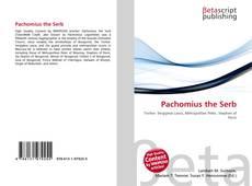 Pachomius the Serb kitap kapağı