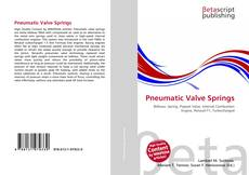Capa do livro de Pneumatic Valve Springs