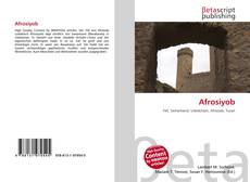 Bookcover of Afrosiyob