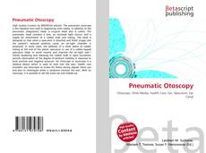 Bookcover of Pneumatic Otoscopy