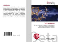 Bookcover of Alan Solow