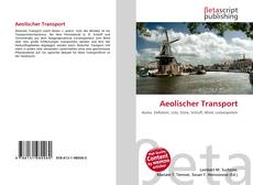 Copertina di Aeolischer Transport