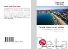 Обложка Yenda, New South Wales