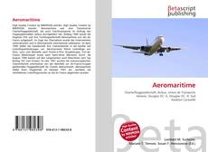 Bookcover of Aeromaritime