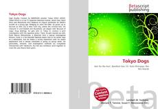 Bookcover of Tokyo Dogs