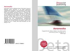Bookcover of Aeromexiko