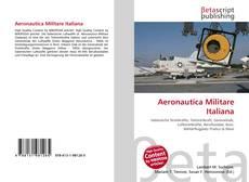 Bookcover of Aeronautica Militare Italiana