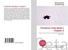 Bookcover of Yendorian Tales Book I: Chapter 2