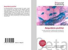 Bookcover of Aequidens pulcher