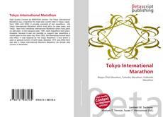 Portada del libro de Tokyo International Marathon