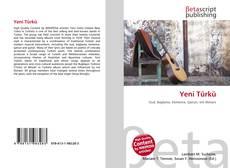 Yeni Türkü的封面