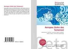 Capa do livro de Aeropos (Sohn des Temenos)