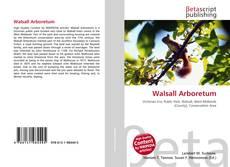 Capa do livro de Walsall Arboretum
